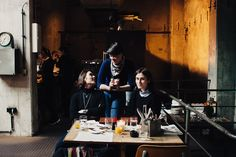 40 DAYS OF EATING #31 – La Soupe Populaire, Foto: Nora Tabel