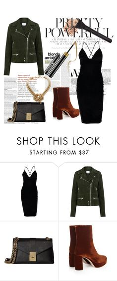 """""""Untitled #238"""" by summerline ❤ liked on Polyvore featuring Boohoo, Warehouse, Calvin Klein, Miu Miu and BCBGMAXAZRIA"""