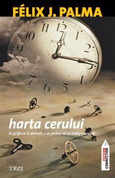 Despre nimicuri si alte fantezii: Harta cerului Clock, Books, Watch, Libros, Book, Book Illustrations, Libri, Clocks