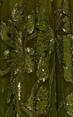 Green and Sparkly..!!! :)