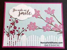How to Make a Picket Fence with Colorful Seasons Bundle: http://www.nancyferbshares.com/nancy-ferb-shares-papercr/2017/06/how-to-make-a-picket-fence-using-colorful-seasons-bundle.html