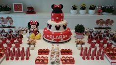 Festa Minnie - 2 anos Clara - Criative-se