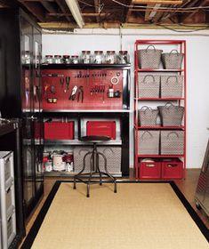 Garage/Basement storage.