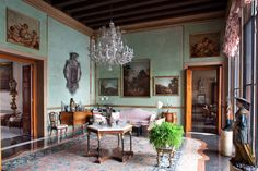Inside Venice Book - Tour Italian Palazzos and Homes Photos   Architectural Digest