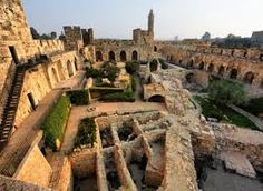 Image result for old ruins in israel