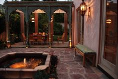 backyard...love the style/design!