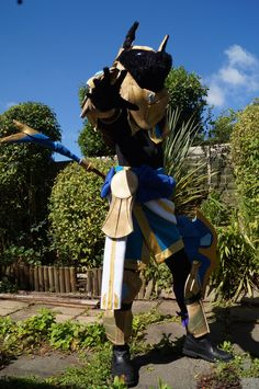 League of legends Nasus cosplay (costume)
