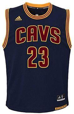 13b00c853b9 NBA Cleveland Cavaliers James   23 Boys Replica Alternate Jersey