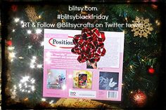TWITTER #GIVEAWAY! RT and Follow @BlitsyCrafts to win the Cathie Allen Position-it!