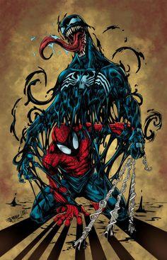 Spidey & Venom
