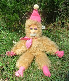 Steeply Monkey, sometimes called Scary Monkey. She came out in the late 1940s,