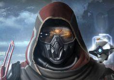 Destiny Hunter by TDSpiral