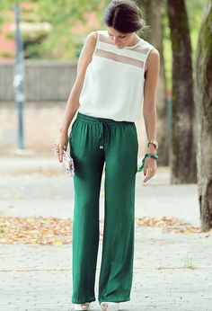 Palazzo Pants: The Secret behind the Flowing Grace - Be Modish - Be Modish