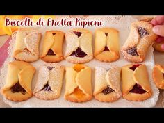 Italian Cookie Recipes, Sicilian Recipes, Italian Cookies, Easy Cookie Recipes, Cookie Desserts, Sicilian Food, Almond Cookies, Chocolate Cookies, Artisan Bread