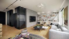 B House by Tal Goldsmith Fish