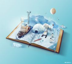 Poster 30x40cm for print campaign (editorial advert + internal) for Agence Le…