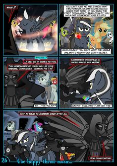 Star Mares 2.2.26: Dashed Wishes by ChrisTheS.deviantart.com on @DeviantArt