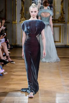 Antonio Grimaldi Autumn/Winter 2017 Couture Collection