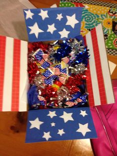 4th of July Care Package for Deployment