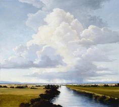 Victoria Adams Oil Paintings are so serene