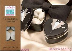 タキシードドレスキャンドル       http://aliexpress.com/store/product/Wedding-Dress-Tuxedo-Favor-Boxes-120pcs-60pair-TH018-Wedding-Gift-and-Wedding-Souvenir-wholesale-BeterWedding/512567_594555273.html    #結婚式の好意 #結婚式のお土産 #パーティの贈り物 #partysupplies      纯欧式, 专属于你的结婚回赠小礼物,上海婚庆用品批发    上海倍乐婚品 TEL: +86-21-57750096