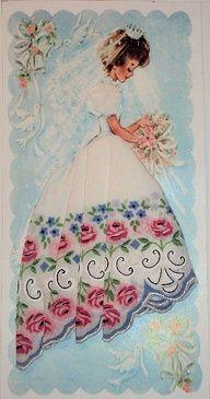 Hankerchief bride