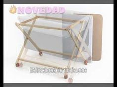 Minicunas y moises homologados - YouTube Dollhouse Furniture, Projects To Try, Woodworking, Nursery, Diy Crafts, Pillows, Storage, Baby, Arte Country