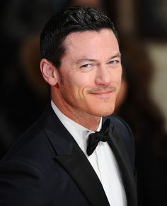 Because look at that damn face. | 14 Reasons We're Excited To See Luke Evans As Gaston