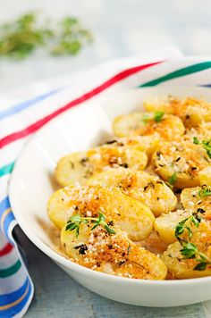 Cauliflower, Shrimp, Side Dishes, Food And Drink, Potatoes, Meat, Dinner, Vegetables, Anna