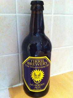 Tirril Brewery - Academy Ale