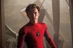 Tom Halland in Spider-man!!