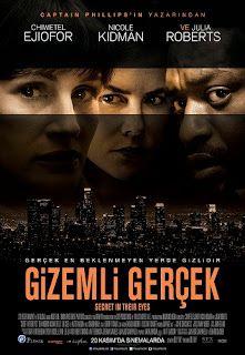 filmhakika: 'Secret In Their Eyes / Gizemli Gerçek' 20 Kasım'd...