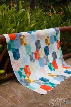 Disco Quilt (from Jaybird Quilts)