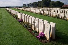 Canadian War Cemetery Dieppe France
