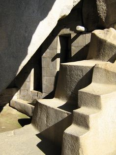 "Sacred ""cave""  Machu Picchu Ancient Buildings, Ancient Architecture, Ancient Ruins, Ancient History, Bolivia, Ecuador, Cusco Peru, Peru Travel, Inca"