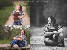 Senior Portraits, Shannon Stroubakis. The Woodlands, Spring and Conroe Senior Photographer.