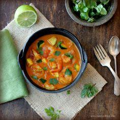 shrimp curry low sodium