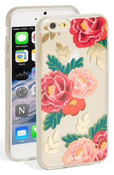 Sonix 'Clear Lolita' iPhone 6 Case available at #Nordstrom