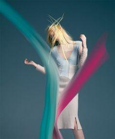 Elle Fanning by Pierre Debusschere///Bullett Winter 2012