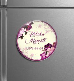 Egyedi hűtőmágnesek - Menyaklub köszönőajándék, esküvői mágnes, kreatív köszönő ajándék, save the date card. Minden elképzelést valóra váltunk! Save The Date Card, Minden, Decorative Plates