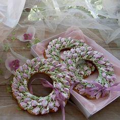 """""""Лиловые сны""""#свадебныеидеи #wedding #пряникиотгалинызагребельной"""