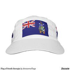 Flag of South Georgia Hat