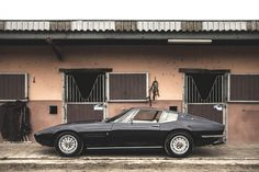 #Maserati #Ghibli