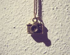 Camera necklace, love it...