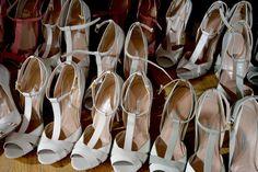 Backstage: ELIE SAAB Haute Couture Autumn Winter 2014-2015
