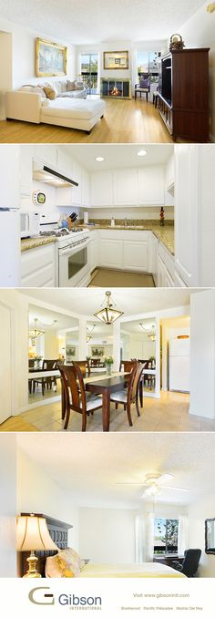 Glendale condo home with serene mountain views. You'll feel far away from the city, yet still near fine dining.