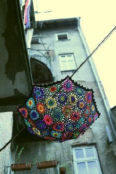 Vagina Cafe Crochet Art Poland