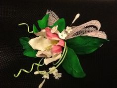 Magnolia sugar flower spray