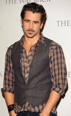 Hottie of the Day - Colin Farrell