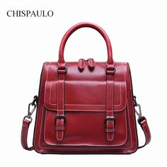 118.00$  Buy now - http://ali06u.worldwells.pw/go.php?t=32792220871 - Genuine Leather Women Bag Elegant Famous Brand New Fashion Bolsa Messenger Bag Shoulder Casual Young Girl Luxury HandbagLadies